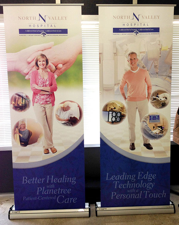 Banners and Trade Show Displays